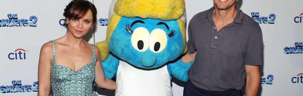 """Christina @ """"The Smurfs 2"""" New York Screening & After Party"""
