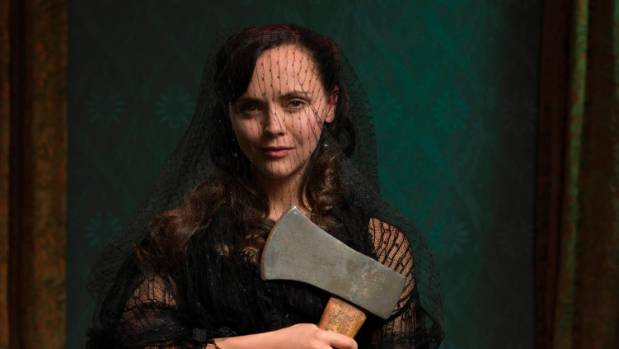Christina Ricci back on screen in The Lizzie Borden Chronicles