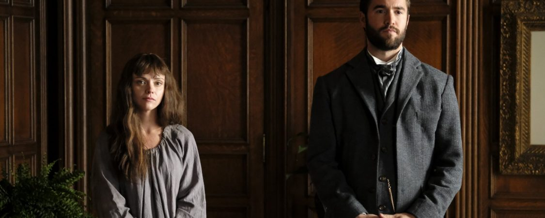 Press: Christina Ricci on Taking on the Harrowing Role of Nellie Bly in Escaping the Madhouse